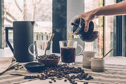 カフェインのメリット