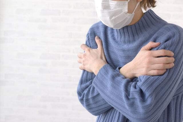 寒気+発熱=風邪「寝れば治る」はもう古い!寒気に隠された多くの病気と対処法をご紹介!