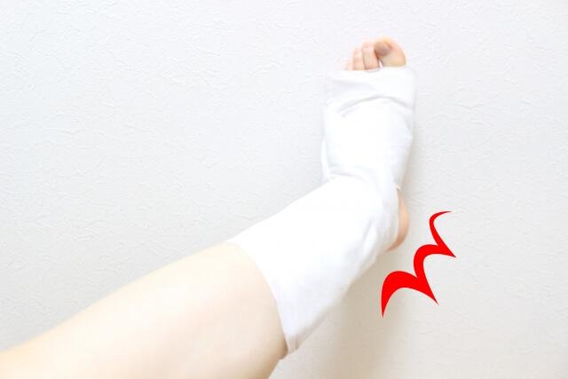 捻挫は早期の治療がカギ!捻挫の症状や応急処置・治療法を教えます