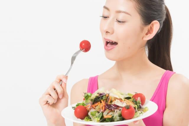 髪の毛を太くしたい時に積極的に食べるべき食材