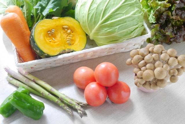 一酸化窒素の生成量を維持する適切な食事