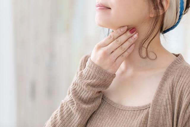 喉が乾燥は〇〇が原因!?喉の乾燥はしっかり予防して快適な生活を
